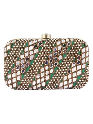 Green mirror work clutch