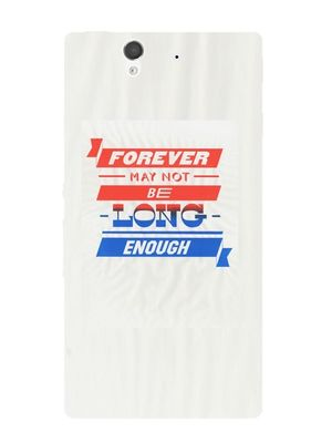 Forever may mobile cover