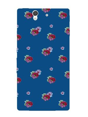 Vintage garden Sony mobile cover