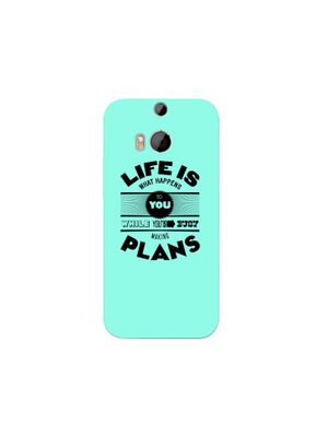 Making plans mobile cover
