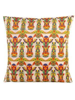 Totem Pole Cushion cover