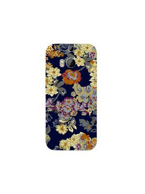 Flower ball mobile cover