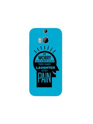Laughter Pain mobile cover