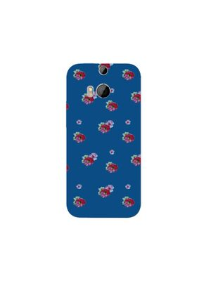 Vintage garden HTC mobile cover