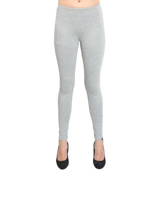 Daily Legging- Grey Melange