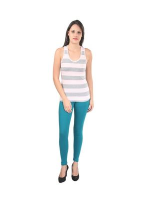 Street Legging- Dark Teal