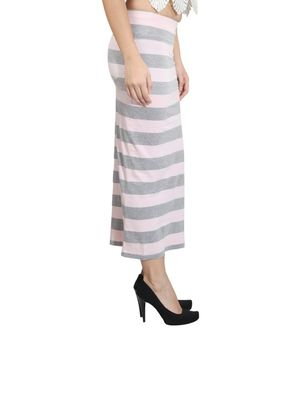 Sidewalk Skirt- Crystal Rose