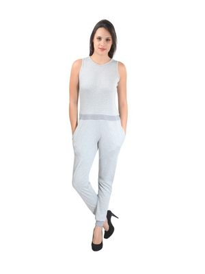 Sporty Jumper- Grey