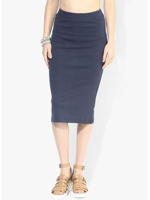 DAILY SKIRT - Navy