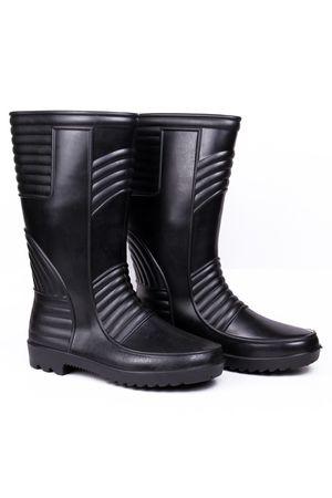 Safety Gumboot- Welsafe - Black