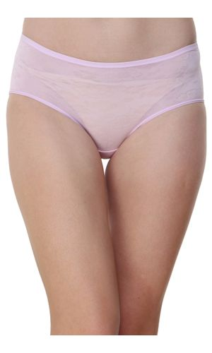 Glus Women Everyday Stainless Hipster, Color- Baby Pink