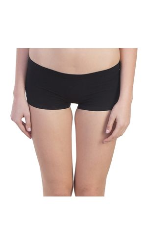New Look Micro BoyShorts in Modal Fabric, Color- Black