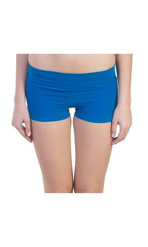 New Look Micro BoyShorts in Modal Fabric, Color- Blue