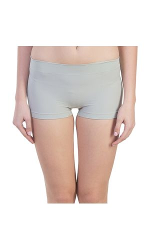 New Look Micro BoyShorts in Modal Fabric, Color- Grey