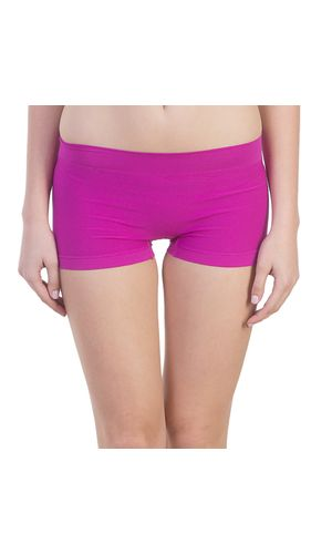 New Look Micro BoyShorts in Modal Fabric, Color- Magenta