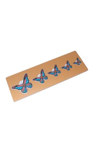 Size Variation Inset Board Butterfly