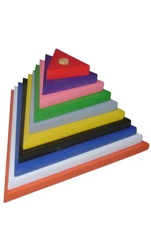 Pyramids: Triangle