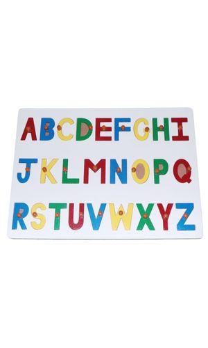 Alphabet Board Capital ABC Individual