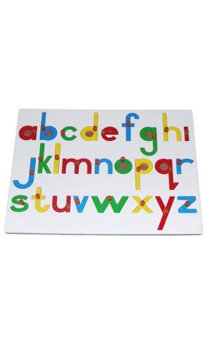 Alphabet Board Small abc Individual