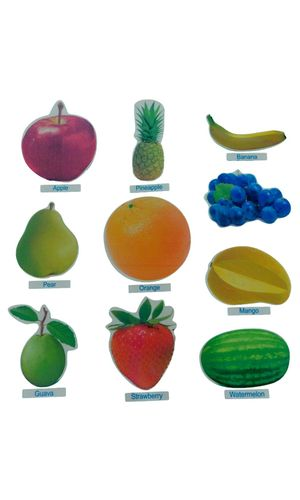 Fruits Cut Outs Jumbo
