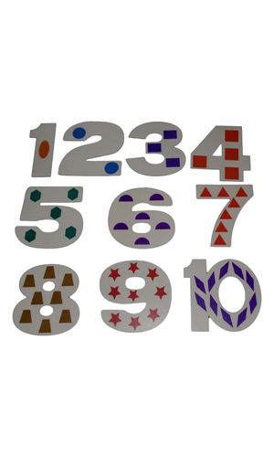 Number Cut Outs Jumbo