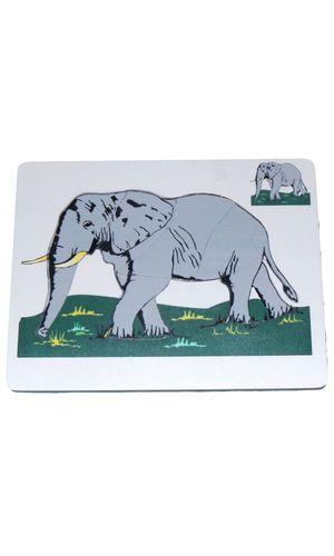 Puzzle: Elephant