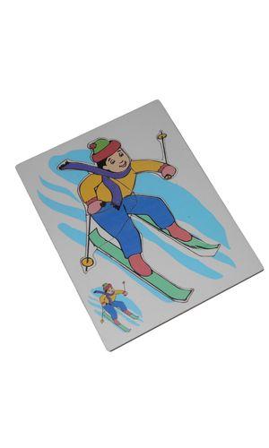 Puzzle: Skating Boy