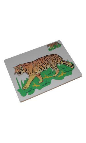 Puzzle: Tiger