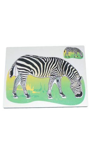 Puzzle: Zebra