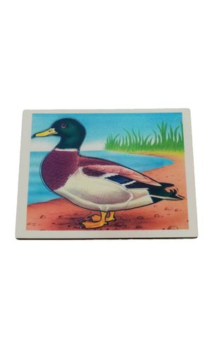 Puzzle: Duck