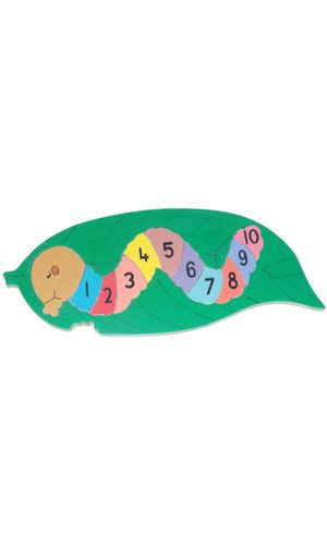 Puzzle: Caterpillar Numbers