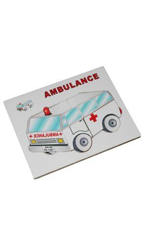 Puzzle: Ambulance