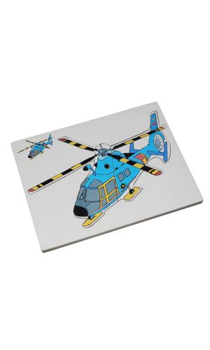 Puzzle: Helicopter