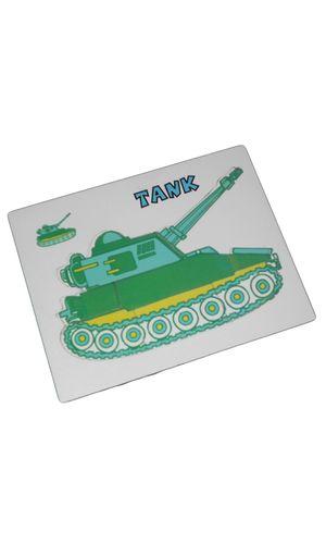 Puzzle: Tank