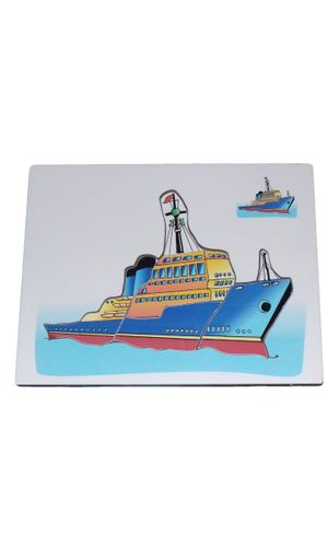 Puzzle: Ship