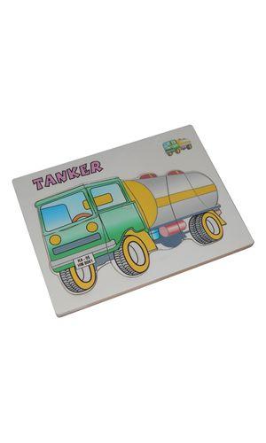 Puzzle: Tanker