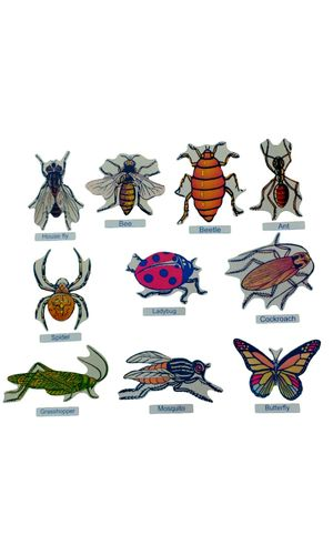 Insects Cut Outs Jumbo