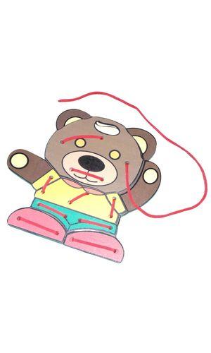 Lacing Bear