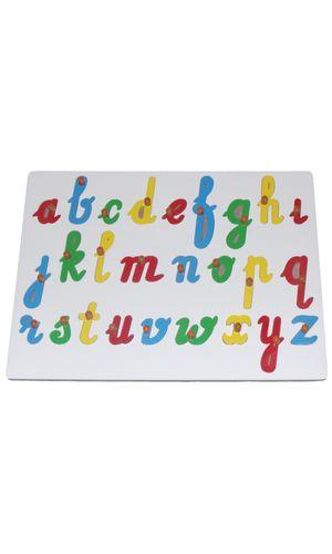 Alphabet Board Cursive Individual