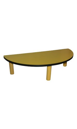 Semi Circle Desk Short (For 3-4 children)