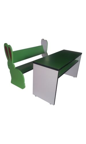 Bench and desk - Rabbit