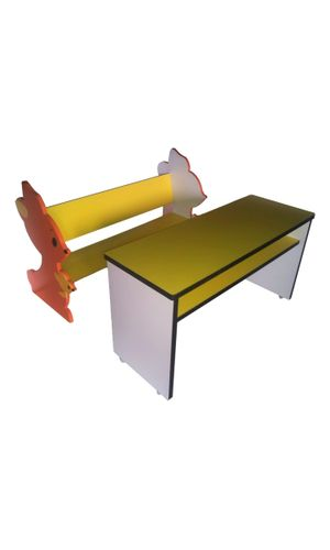 Bench and desk - Kangaroo