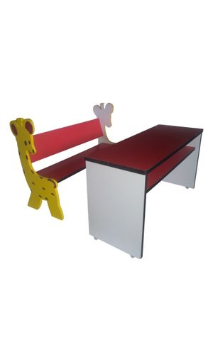 Bench and desk - Giraffe