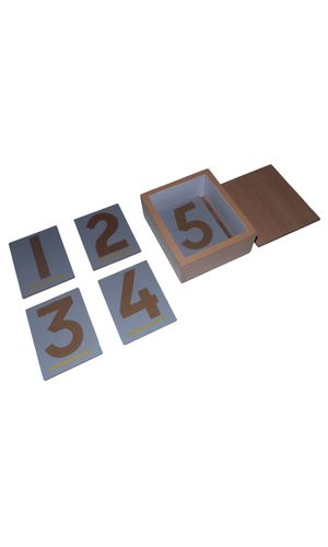 LC Sandpaper Numbers