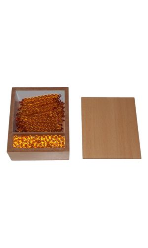 LC Bead Material for Ten Board