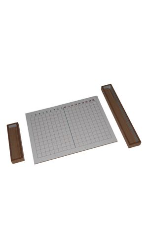 LC Subtraction Strip Board including