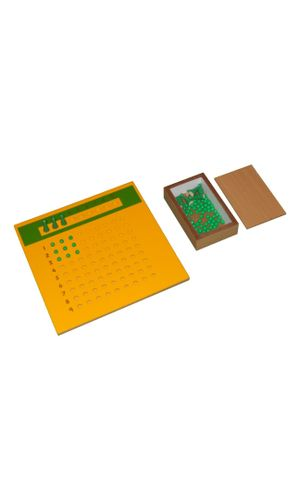 LC Division Board with Bead box