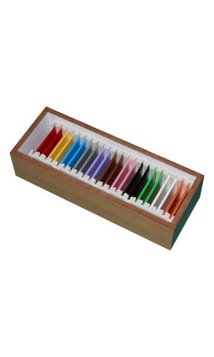 LC Secondary Colour Tablets