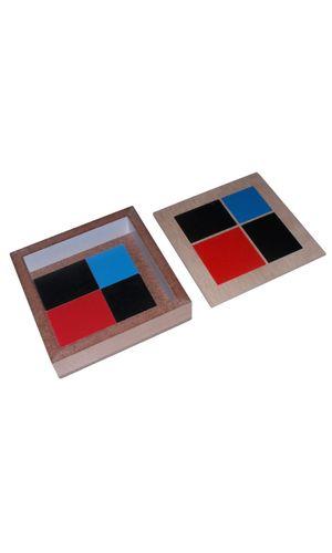 LC Binomial Squares
