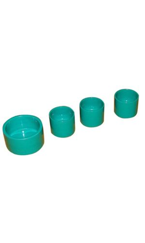 Green Cups for Decimal System